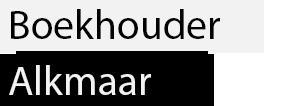 Boekhouder Alkmaar
